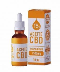 Aceite CBD 15%