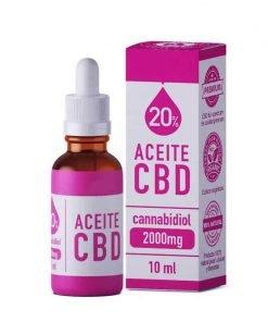 Aceite CBD 20%