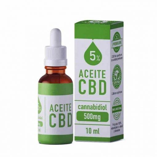 Aceite CBD 5%