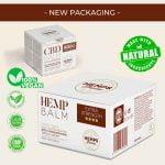 Hemps Pharma crema CBD Balm Extra Strenght ingredientes formula mejorada