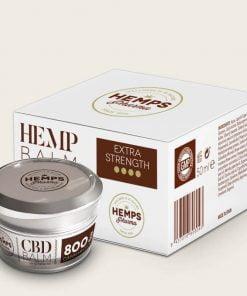 Hemps Pharma Crema CBD Balm Extra Strength