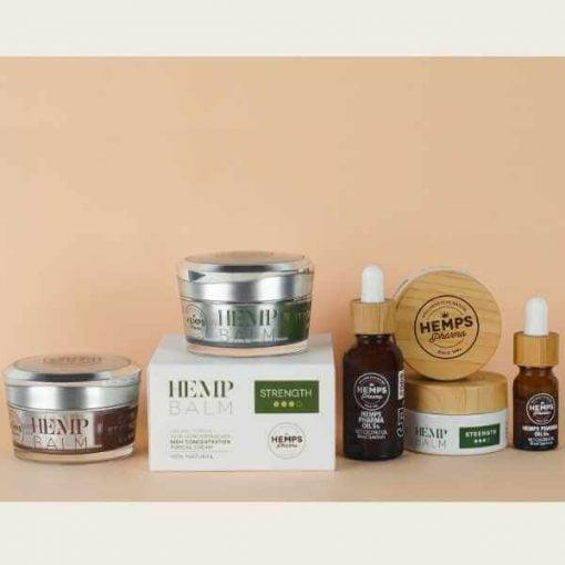 Hemps Pharma crema CBD Balm Extra Strenght 800 mg